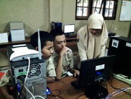SMK-TI Budi Agung Medan
