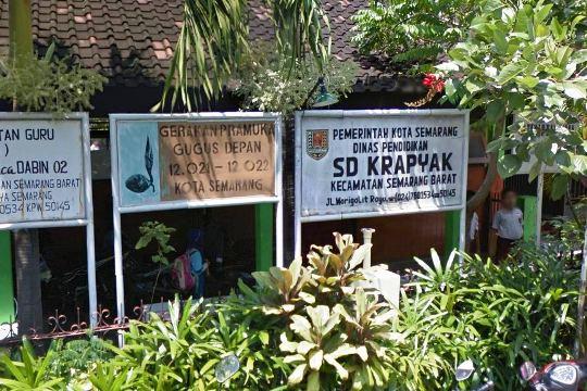 SD Negeri Krapyak – Semarang Barat