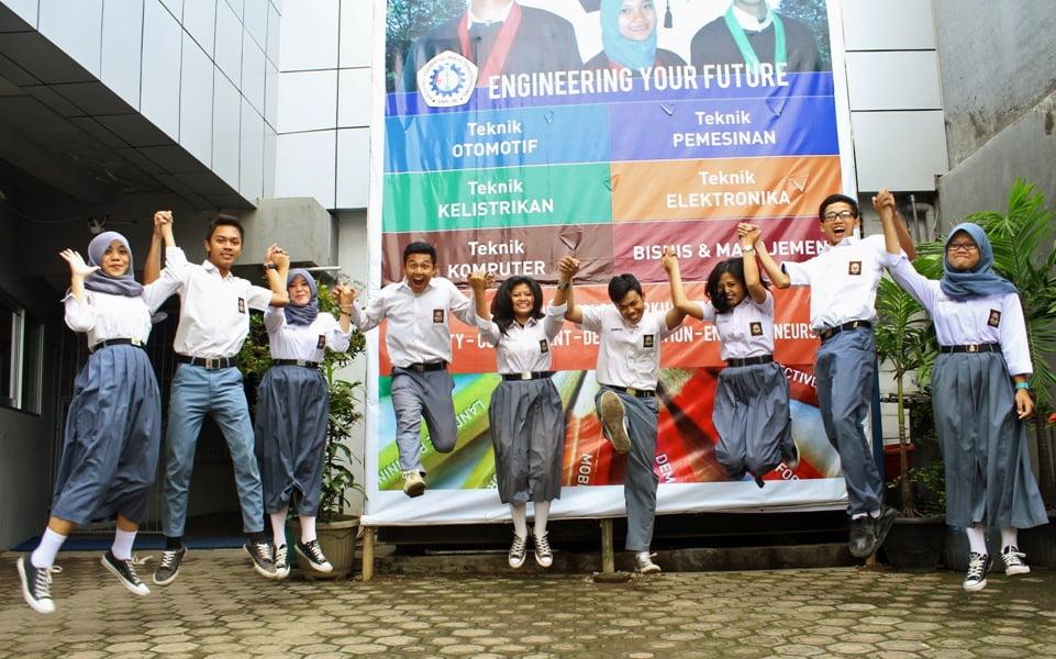SMK Swasta di Bandung